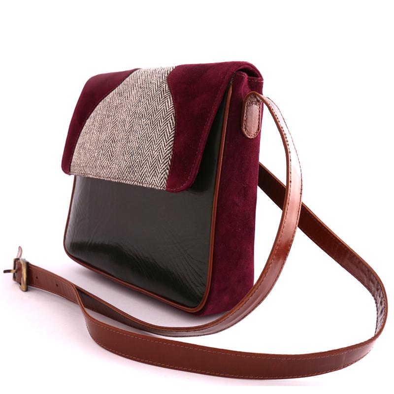 کیف دست ساز H&A مدل مهشید