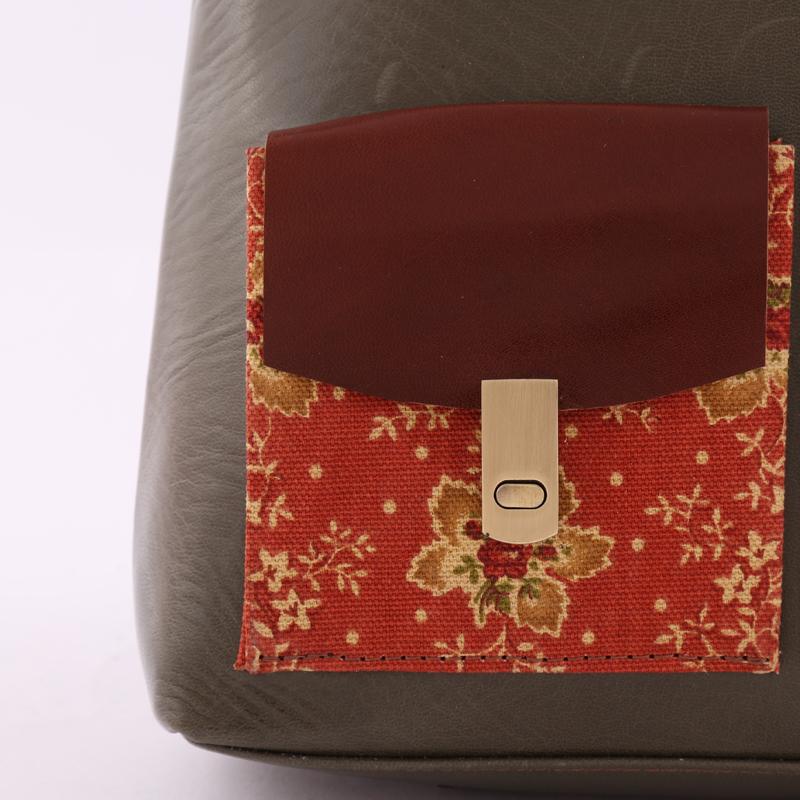 کیف دست ساز H&A مدل مانیان