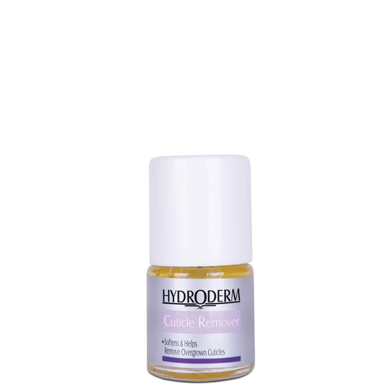 محلول از بین برنده پوست های اطراف ناخن هیدرودرم وزن 8 گرم