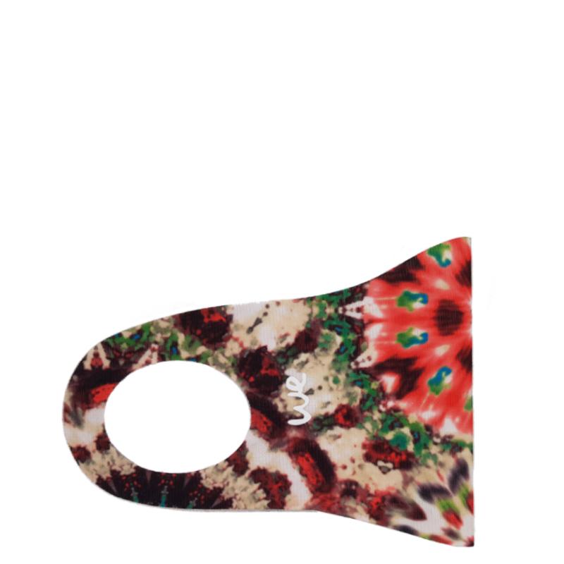 ماسک قابل شستشو وی - رنگی