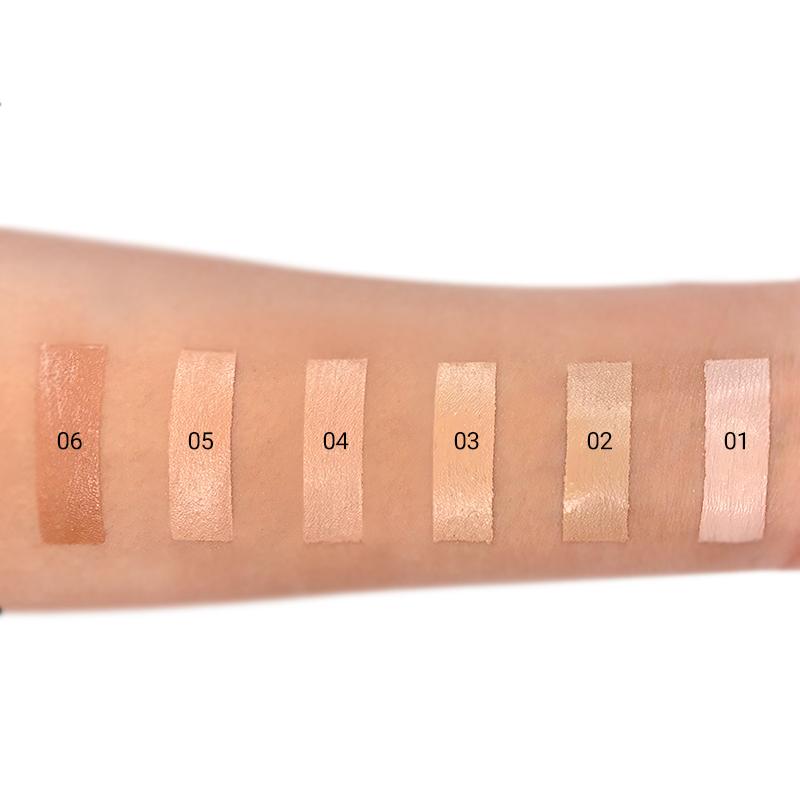 کرم پودر ضد چروک اِلارو مدل Anti Age حجم 40 میل شماره 05 - بژ عسلی