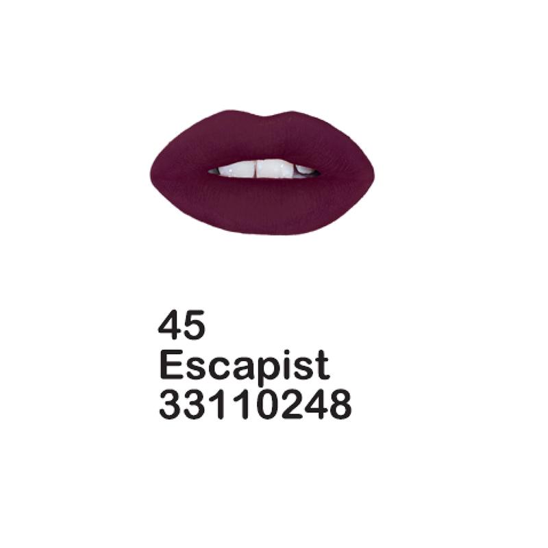 رژ لب مایع مات میبلین مدل Super Stay شماره 45 - آلویی