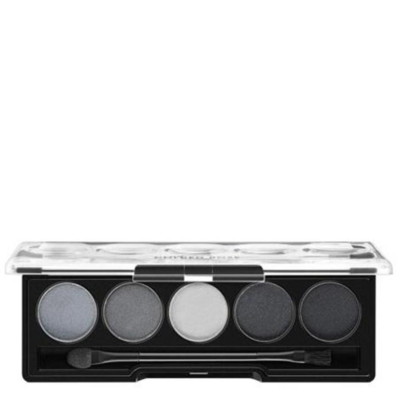 پالت سایه چشم 5 رنگ گلدن رز مدل Professional شماره 104