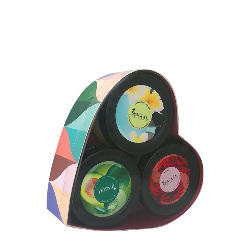 پک سه عددی مرطوب کننده سی گل مدل یاس وزن 100×3 گرم