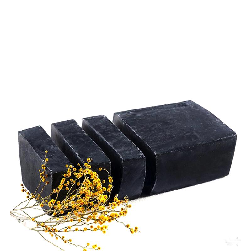 صابون زغال سیاه بوبان - سایز متوسط