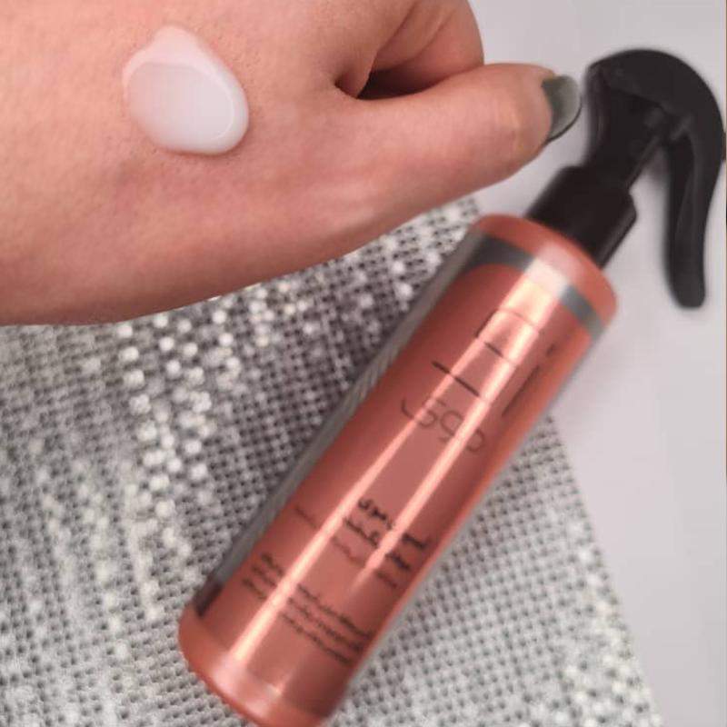 اسپری محافظ حرارتی زی موی مخصوص موهای رنگ شده حجم 200 میل