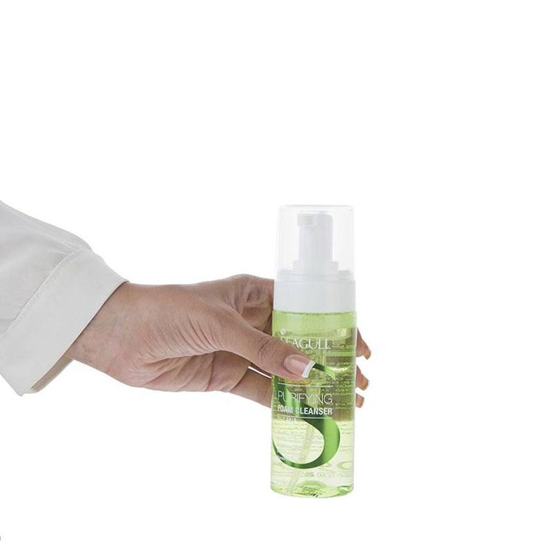 فوم پاک کننده صورت سی گل حاوی ویتامین C حجم 150 میل