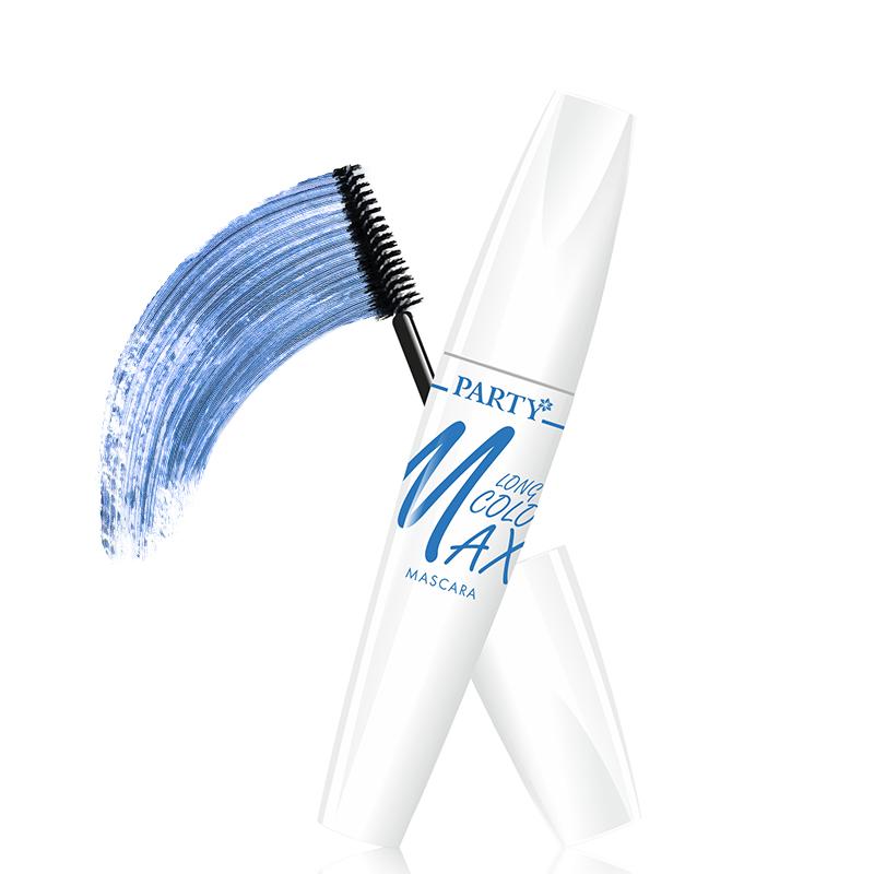 ریمل حالت دهنده و بلند کننده بلور مدل Maxi Color - آبی