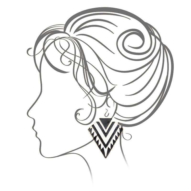 گوشواره ادوریتا مدل Indio
