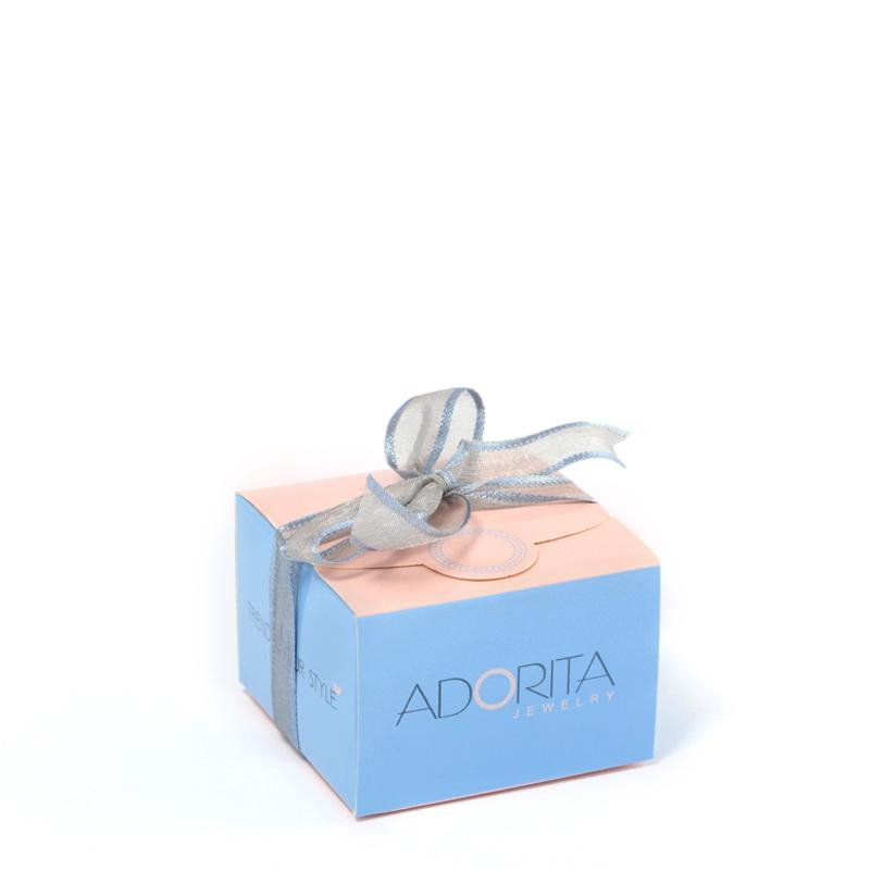 انگشتر ادوریتا مدل Dos Anilla Dorada