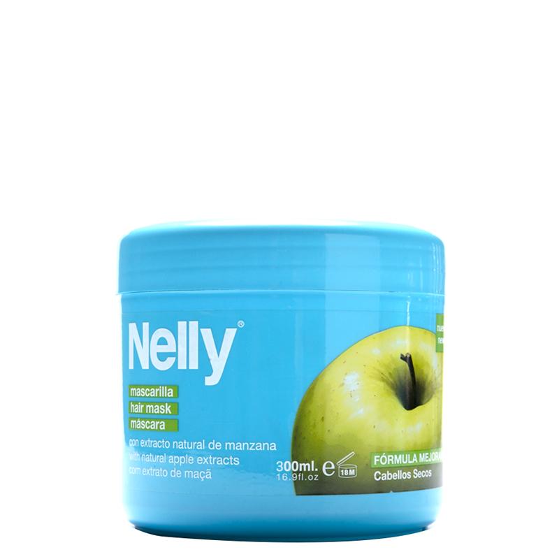 ماسک احیا کننده مو نِلی با عصاره سیب حجم 300 میل