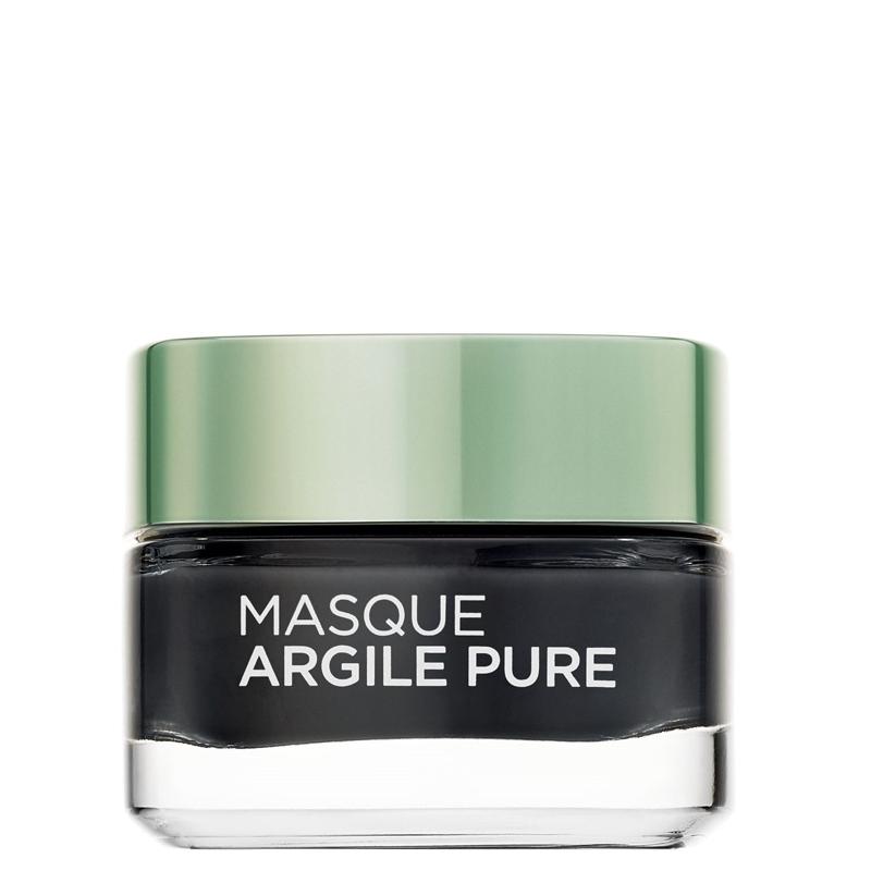 ماسک سم زدا و روشن کننده پوست لورال پاریس مدل Argile Pure حجم 50 میل