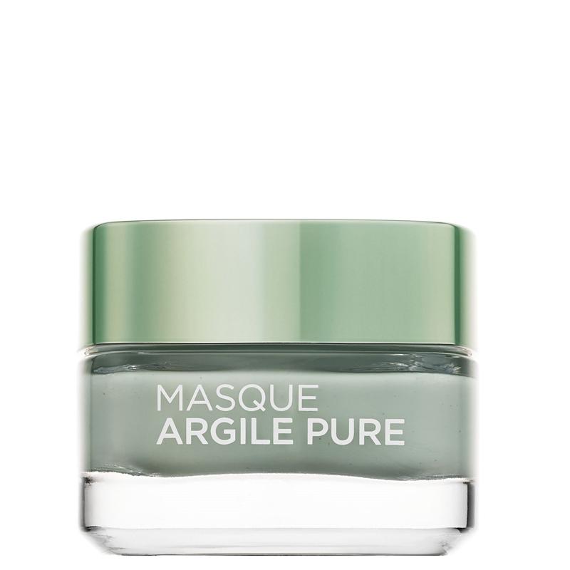 ماسک پاک كننده عميق پوست لورال پاریس مدل Argile Pure حجم 50 میل