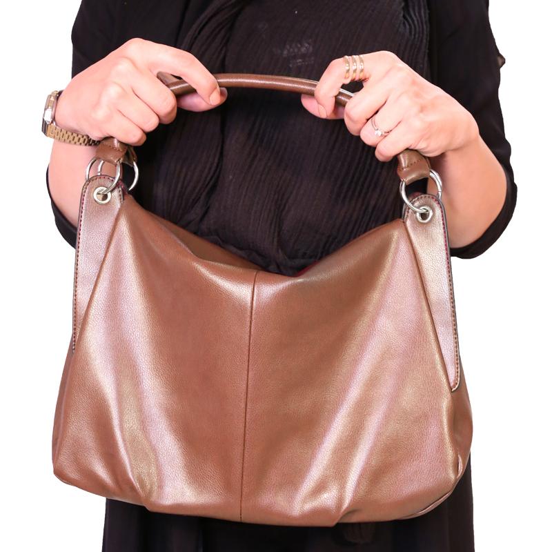 کیف دستی گابلین - قهوه ای