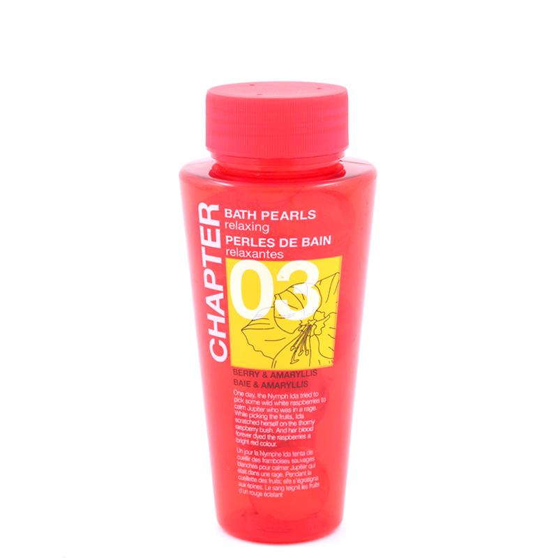 نرم کننده پوست برای وان حمام چپتر 12عدد با رایحه تمشک و گل پیونی