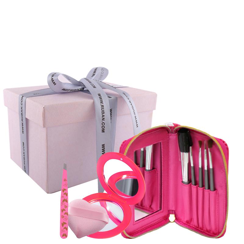 پک آرایشی بیوتی مدل Lovely Pink
