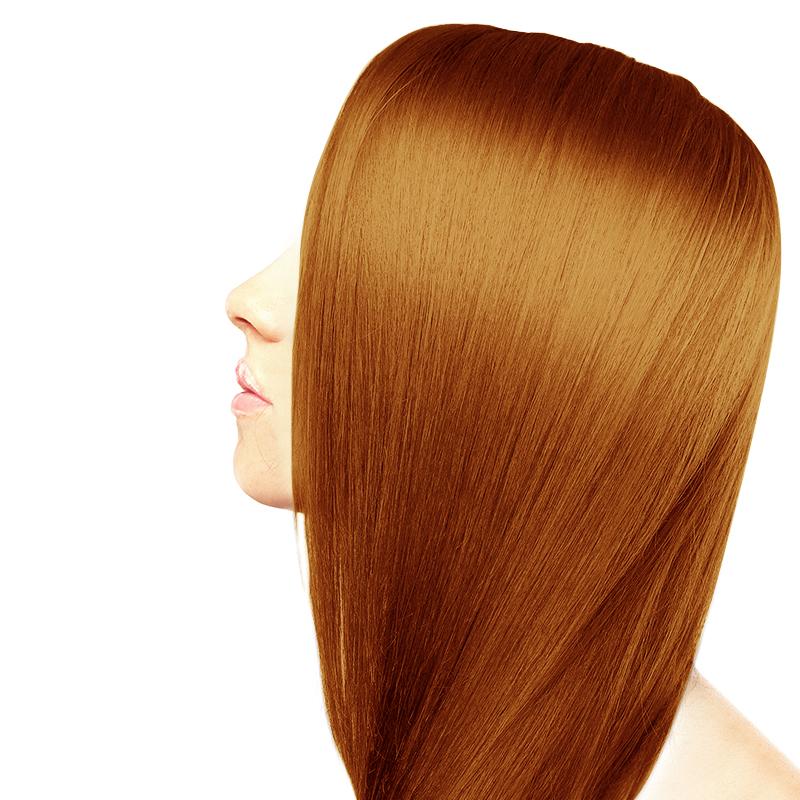 رنگ مو بیول حجم 100 میل شماره 6.84 - بلوند شکلات پرتقالی تیره