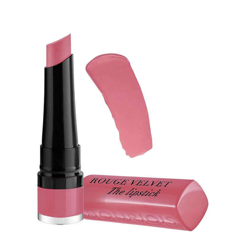 Bourjois Rouge Velvet Matt 24h Lipstick No.03 Hyppink Chic