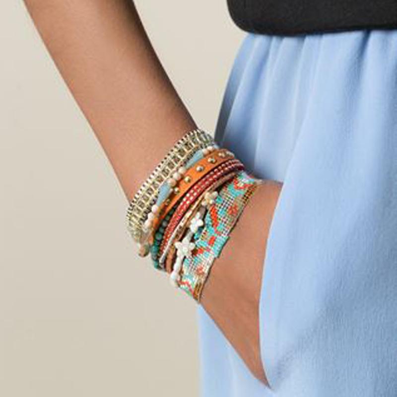 دستبند هیپانما مدل Chihiro - سایز M
