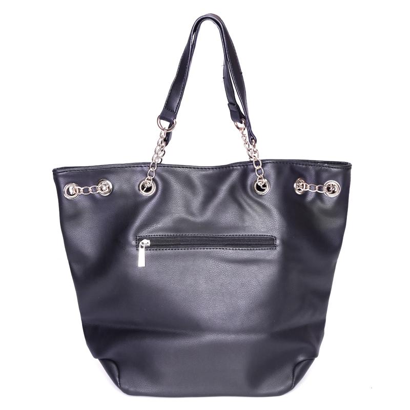 کیف دستی زنجیردار گابلین - مشکی