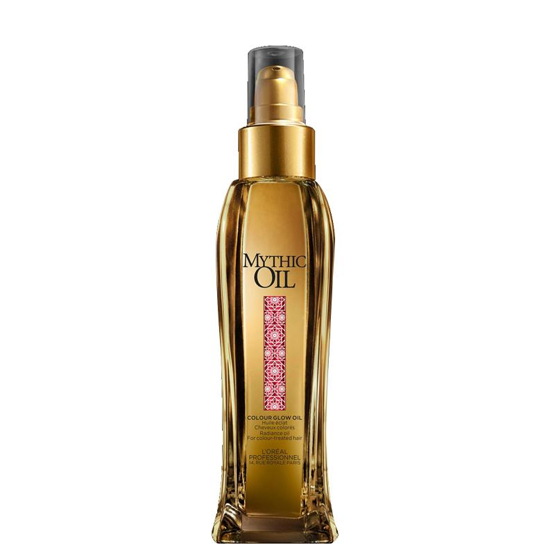 روغن براق کننده موهای رنگ شده لورال پروفشنال مدل Mythic Oil