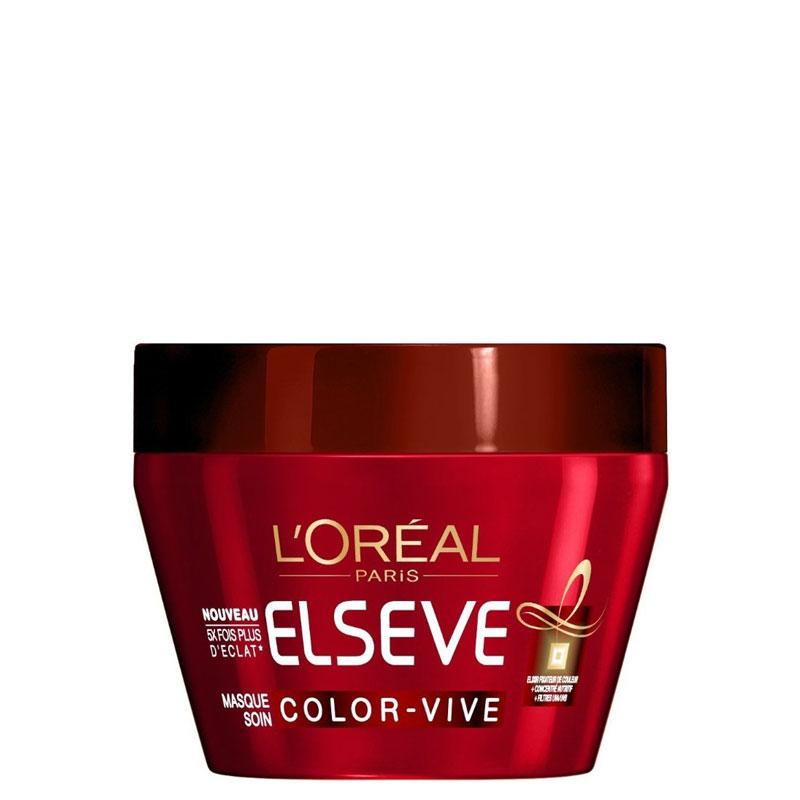 ماسک موی رنگ شده لورال پاریس السو مدل Color Vive حجم 300 میل
