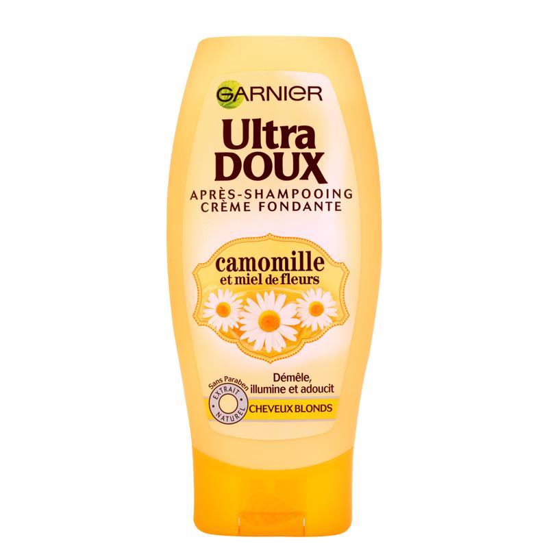 نرم کننده مناسب موهای روشن بابونه و عسل گارنیه مدل Ultra Doux