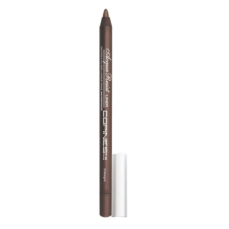 مداد چشم ضد آب کُپین مدل Mesmerize شماره 02 - قهوه ای
