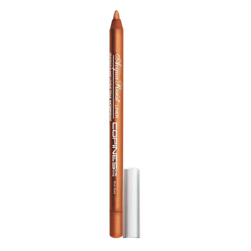مداد چشم ضد آب کُپین مدل Mesmerize شماره 12 - نارنجی