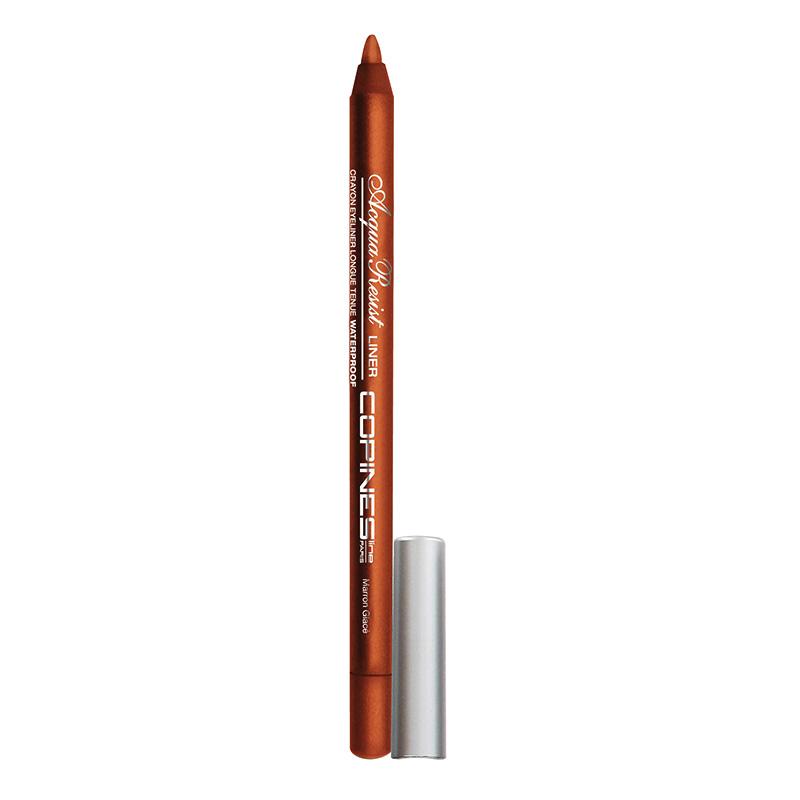 مداد چشم ضد آب کُپین مدل Mesmerize شماره 15 - نارنجی پر رنگ