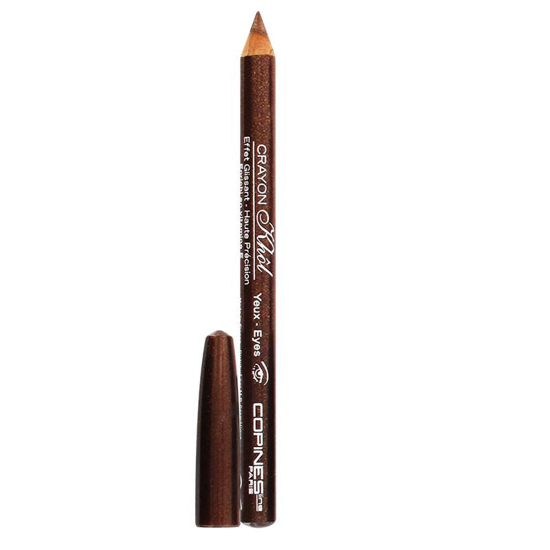مداد چشم کُپین مدل Crayon Khol شماره 12 - قهوه ای طلایی