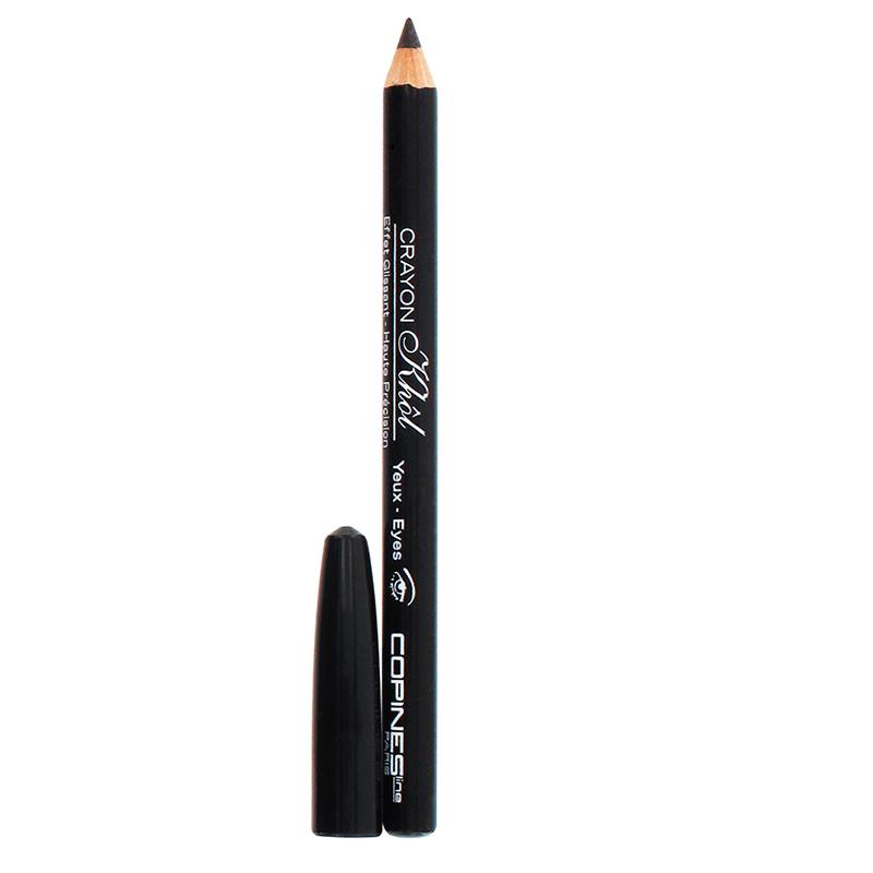مداد چشم کُپین مدل Crayon Khol شماره 01 - مشکی