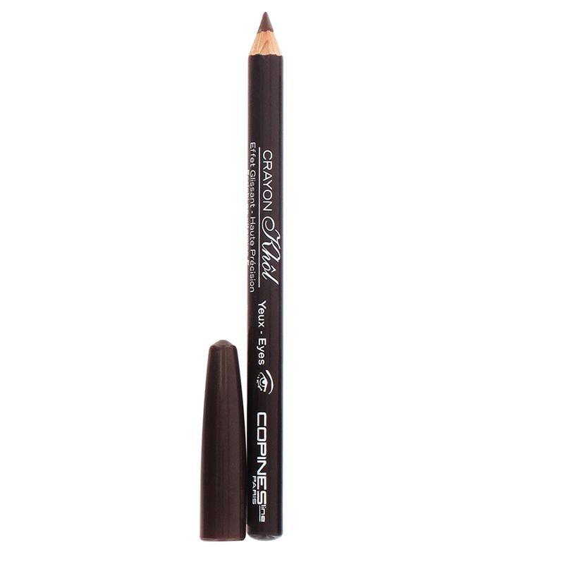مداد چشم کُپین مدل Crayon Khol شماره 02 - قهوه ای