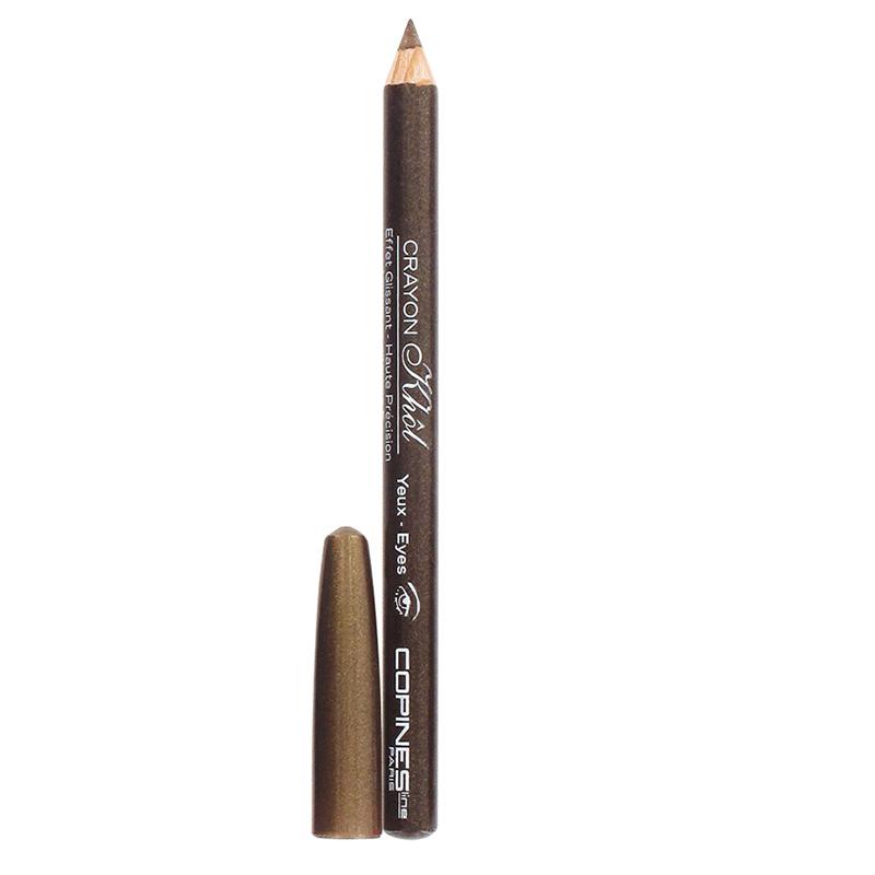 مداد چشم کُپین مدل Crayon Khol شماره 03 - قهوه ای طلایی