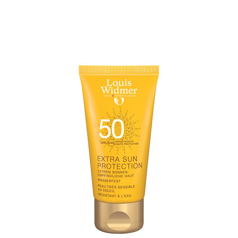 ضد آفتاب محافظت کننده قوی لویی ویدمر با SPF50 حجم 50 میل