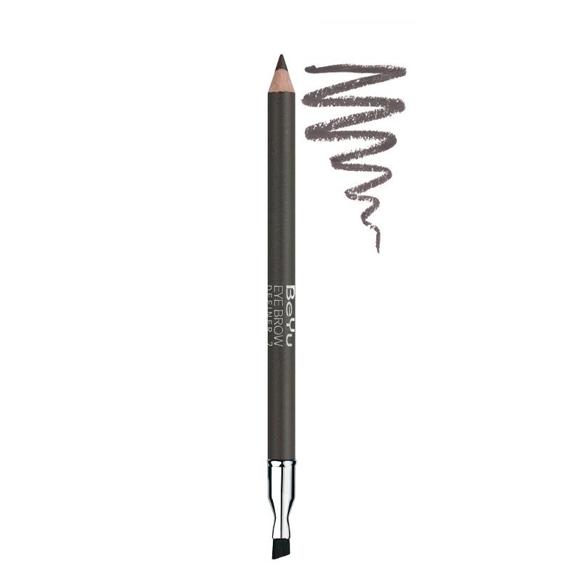 مداد ابرو برس دار بی یو شماره 2