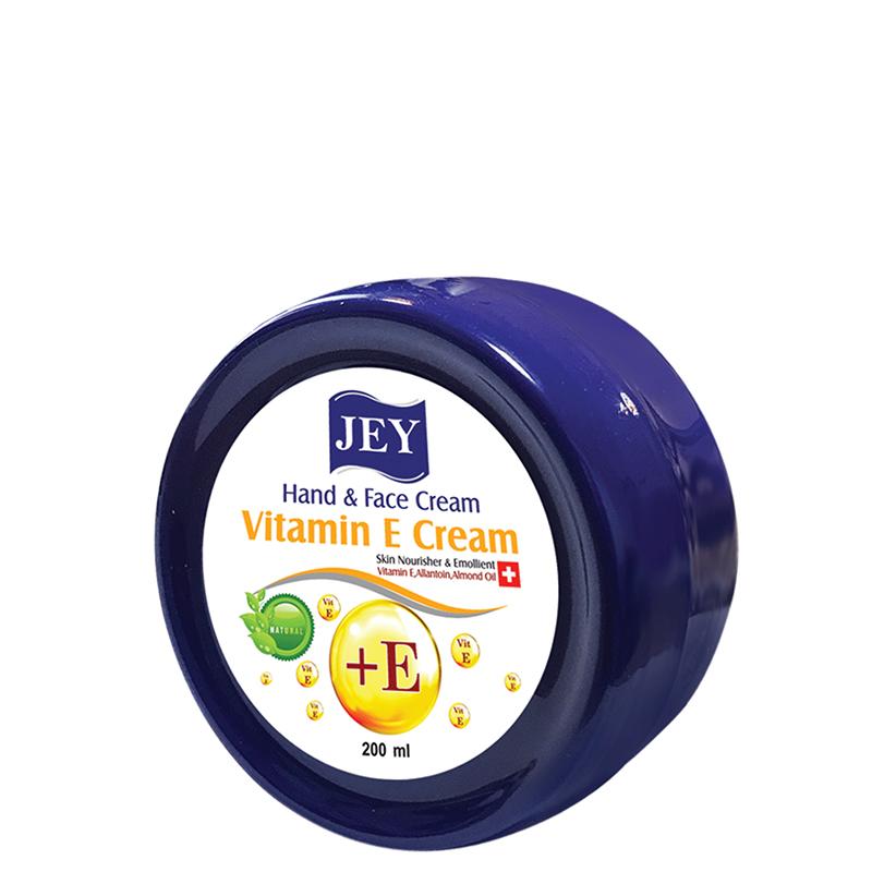 کرم کاسه ای ویتامین E جی