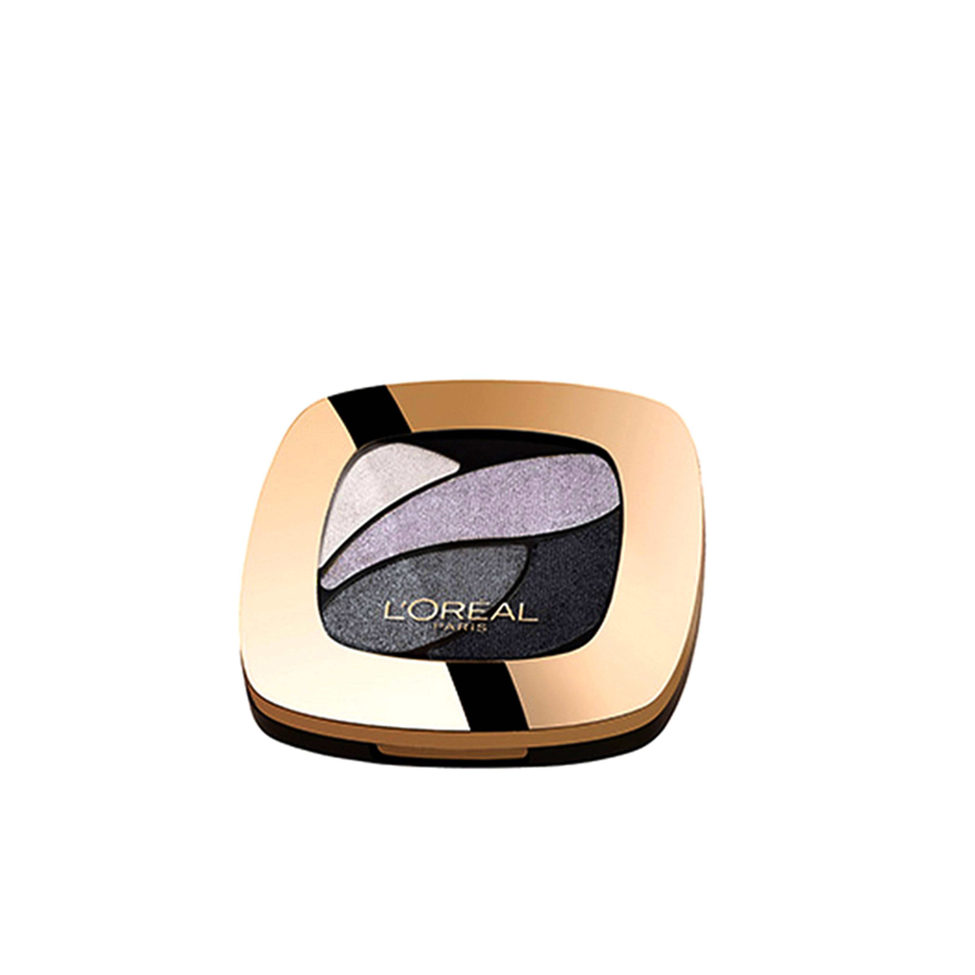 سایه چشم 4 رنگ لورال پاریس مدل Color Riche شماره E5