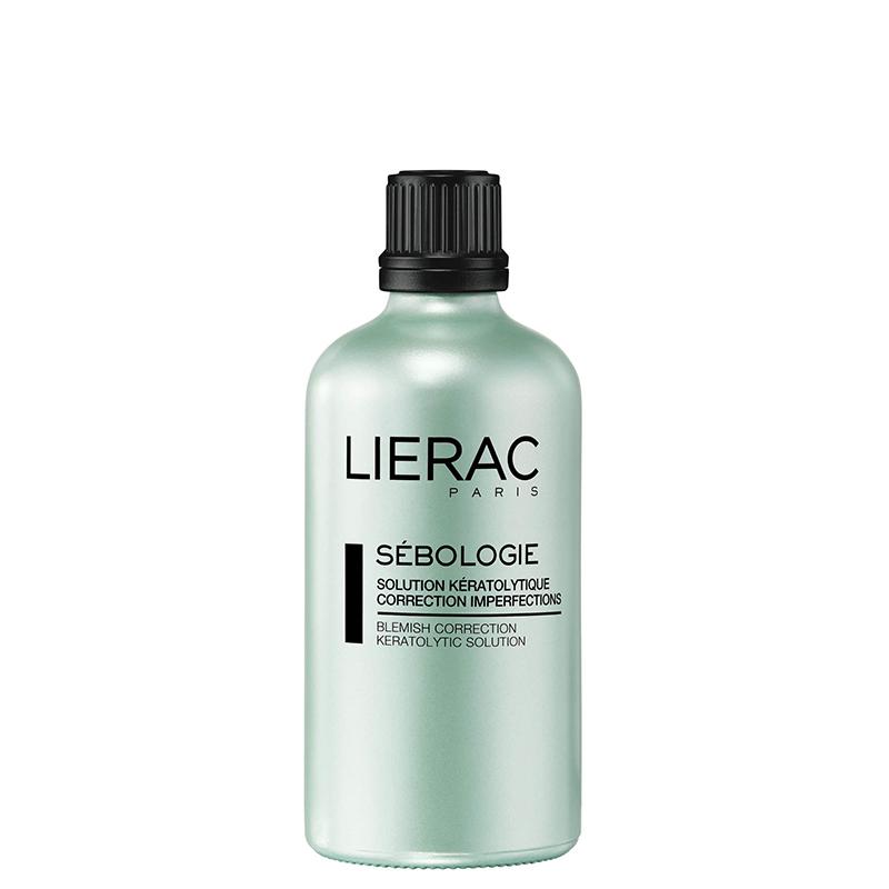 محلول لایه بردار لیراک مدل Sebologie مناسب جای جوش حجم 100 میل