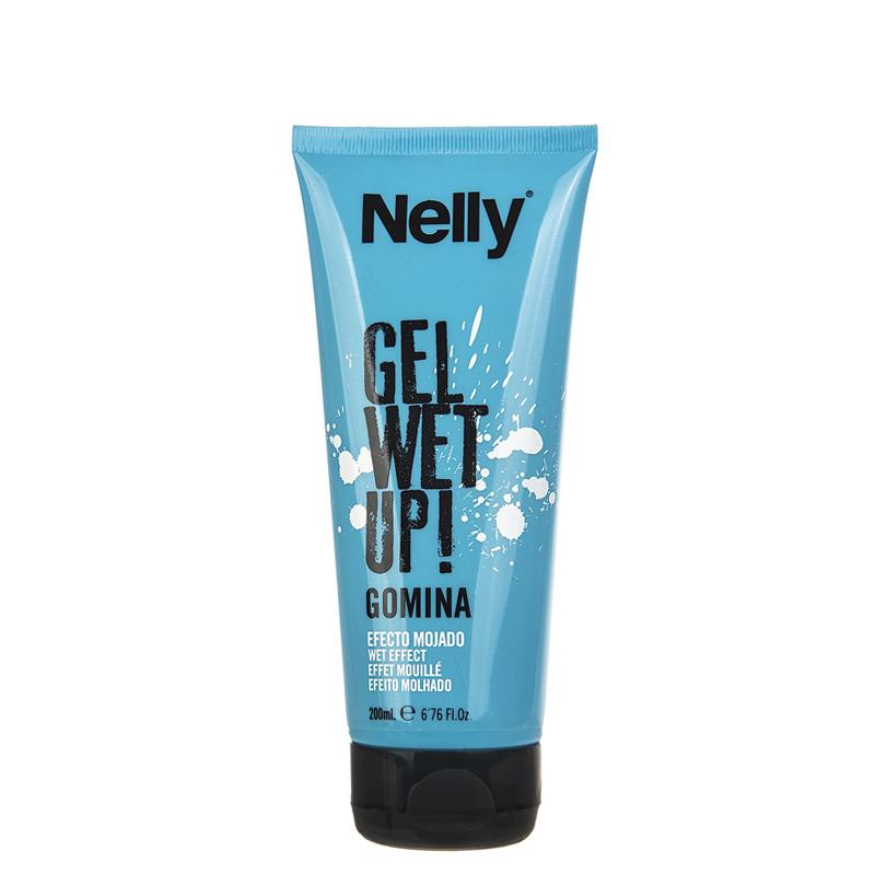 ژل مو خیس نِلی مدل Get Wet Up حجم 200 میل