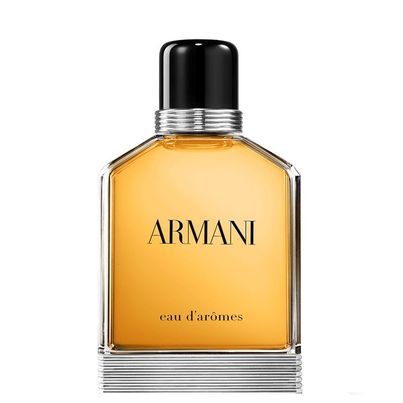 ادوتویلت مردانه جورجیو آرمانی مدل Eau d'Aromes حجم 100 میل
