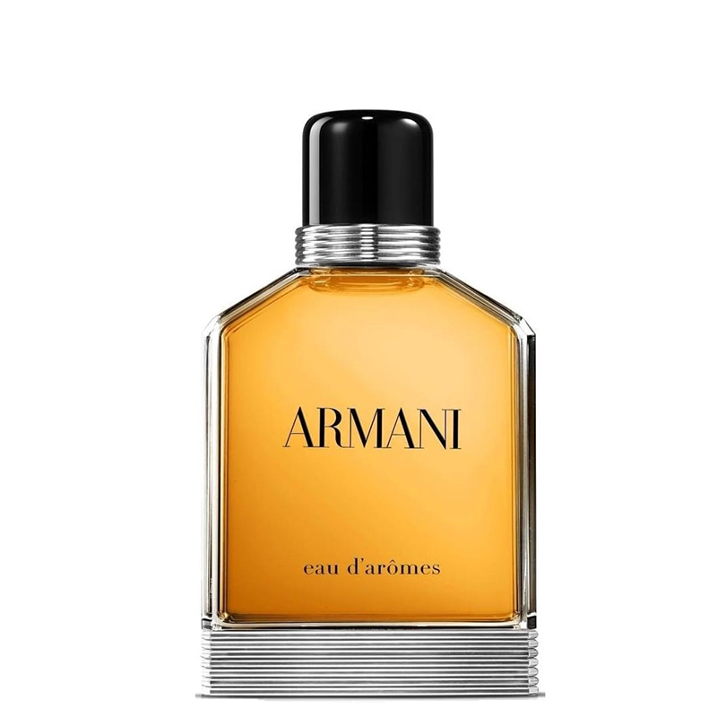 ادوتویلت مردانه جورجیو آرمانی مدل Eau d'Aromes حجم 50 میل
