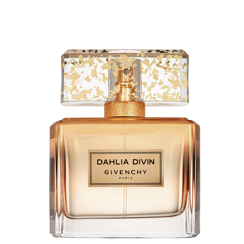 ادوپرفیوم زنانه ژیوانشی مدل Dahlia Divin Le Nectar De Parfum حجم 75 میل