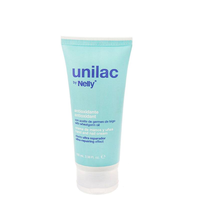 کرم دست و ناخن نِلی مدل Unilac حجم 100 میل