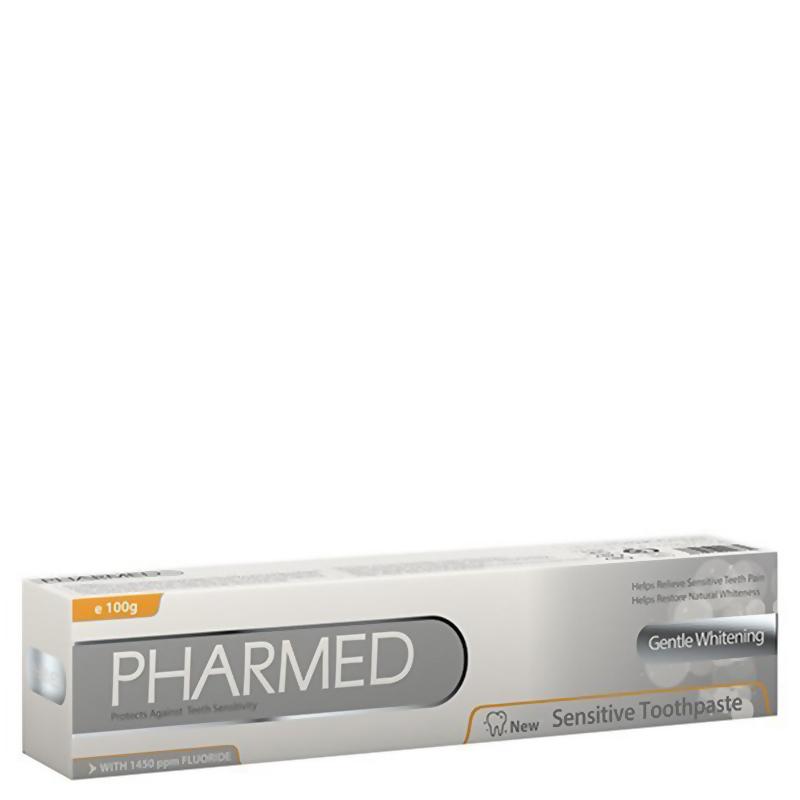 خمیر دندان ژلی سفید کننده ملایم فارمد وزن 100 گرم