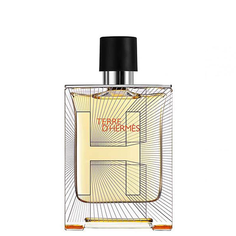 پرفیوم مردانه هرمس مدل Terre D'Hermes H Bottle Limited Edition حجم 75 میل