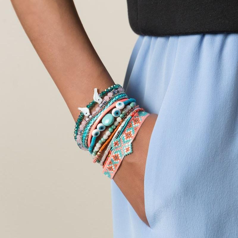 دستبند هیپانما مدل Maupiti - سایز کوچک