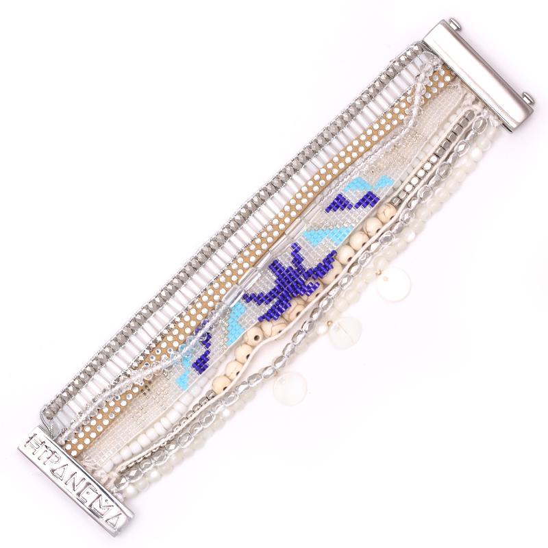 دستبند هیپانما مدل Honolulu - سایز L