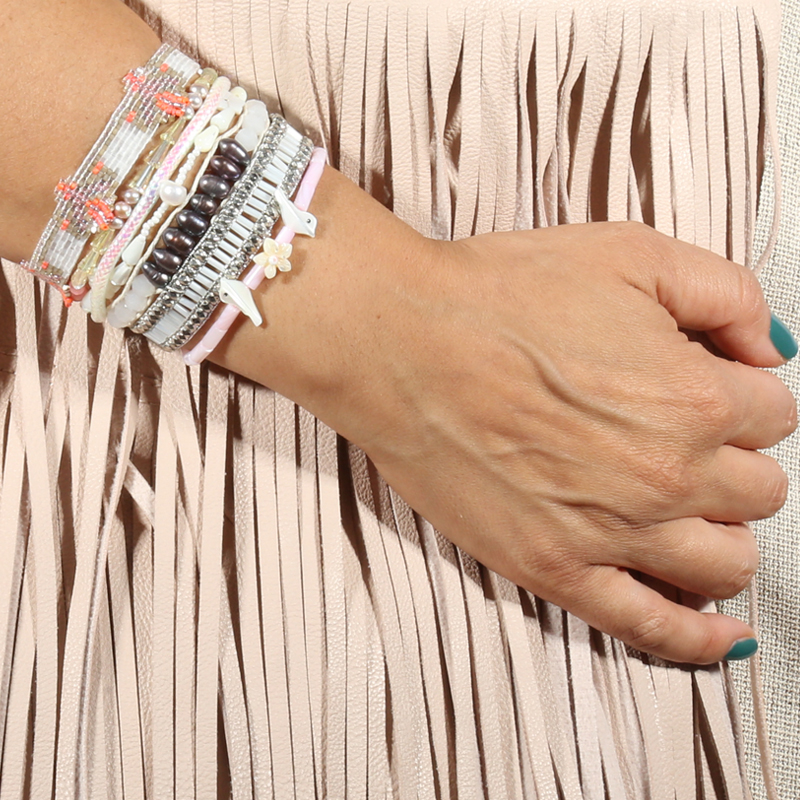 دستبند هیپانما مدل  Moorea سایز متوسط