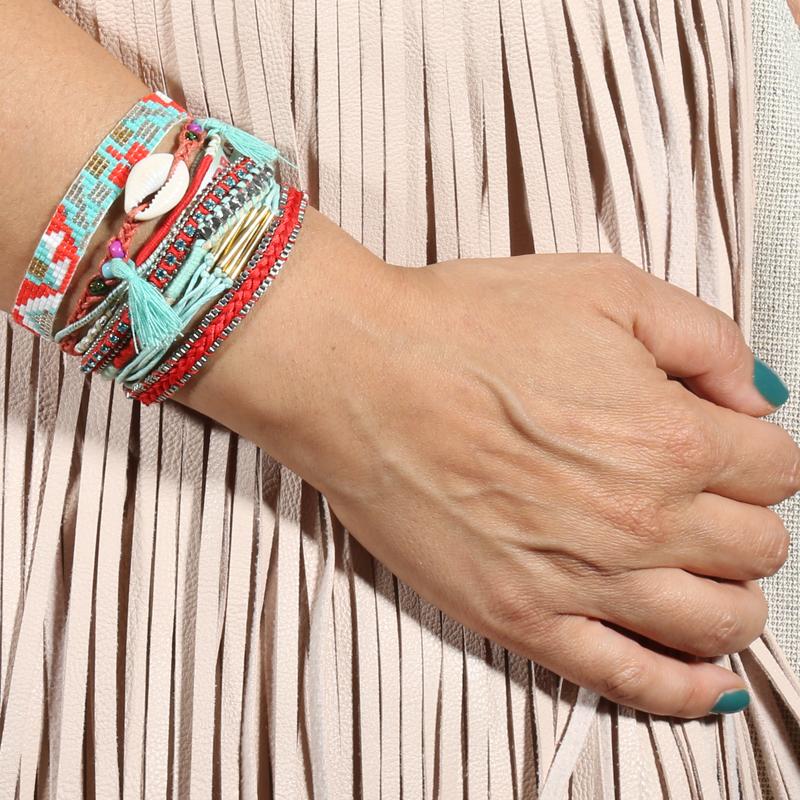 دستبند هیپانما مدل Diablo - سایز کوچک
